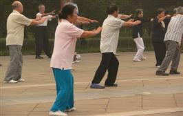 Tai Chi Decreases Cardiovascular Risks?