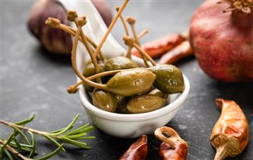 Pickled capers activate proteins important for human brain and heart health